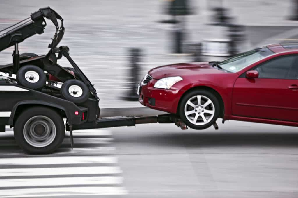 Wheel Lift Tow Trucks