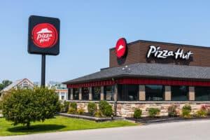 Pizza Hut location