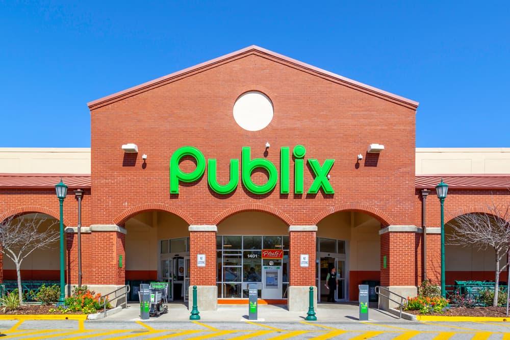 Exterior view of one Publix Super Market