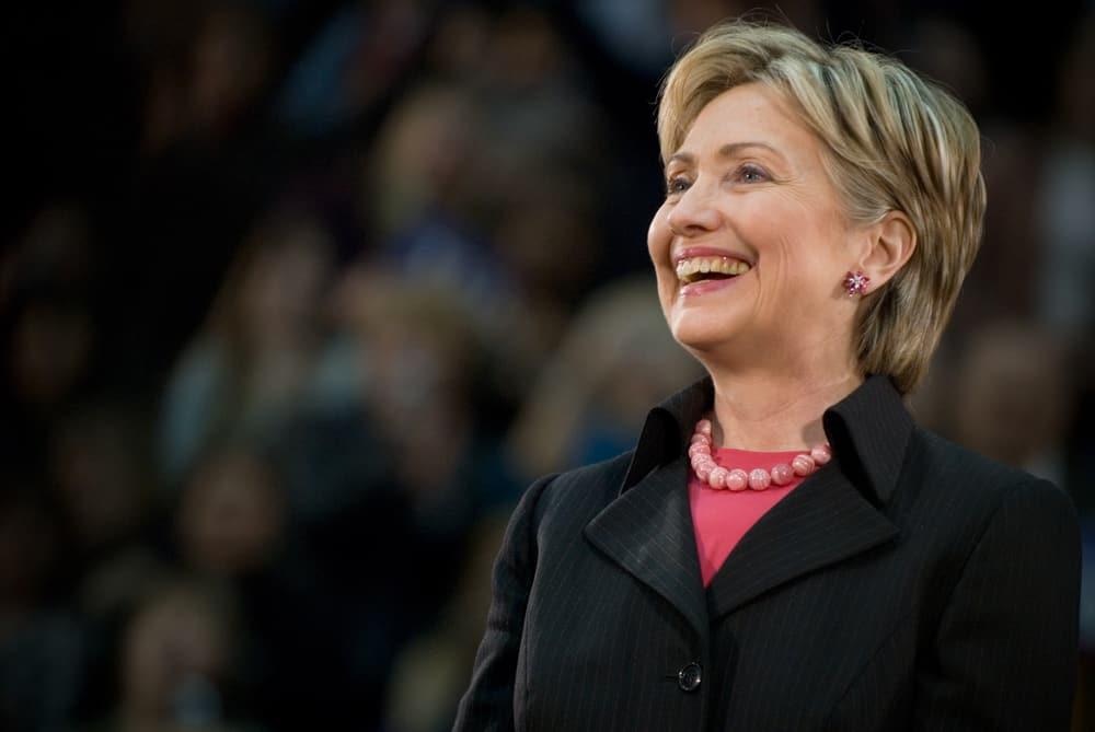 Presidential Hopeful, Senator Hillary Rodham Clinton